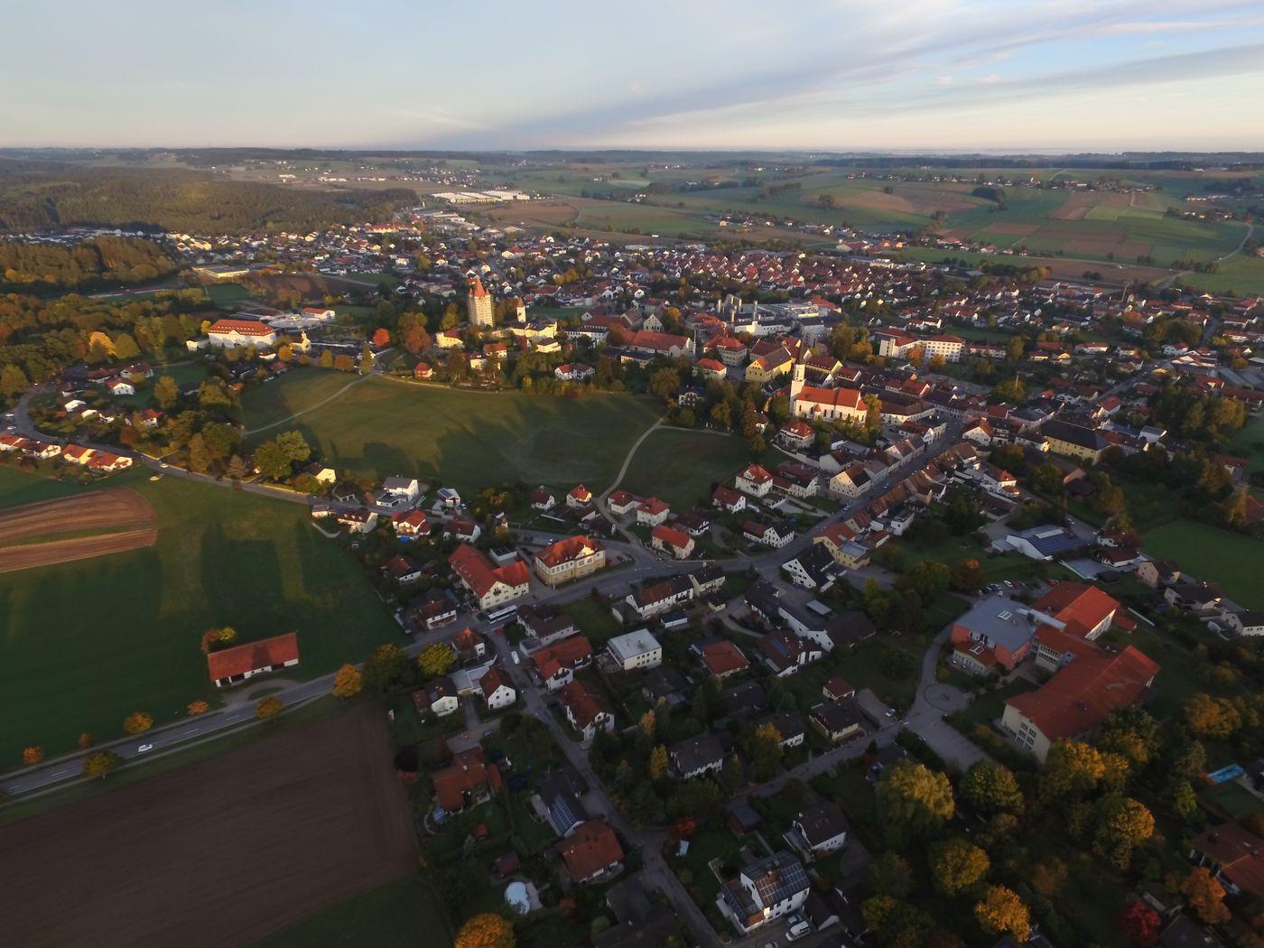 Haag - Luftbild