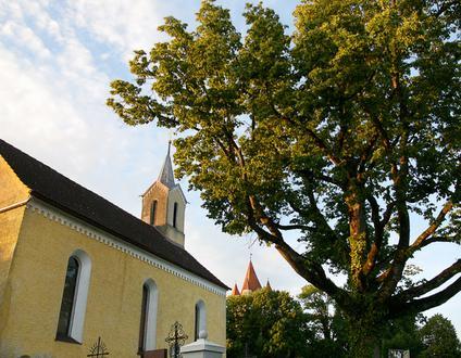 Friedhofskapelle, Foto: Günster