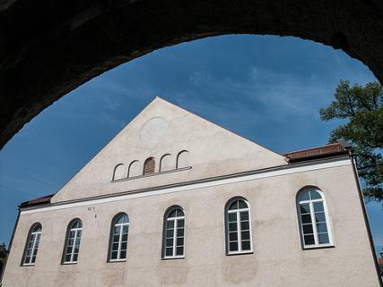 Zehentstadel, Foto: Günster