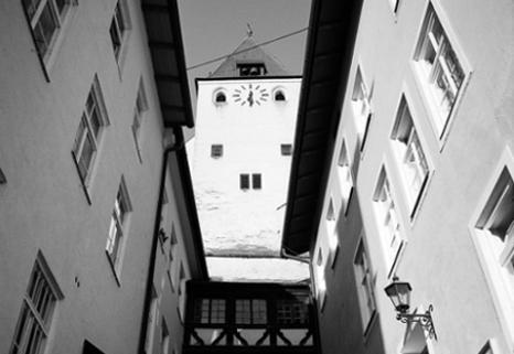 Glockenturm, Foto: Günster