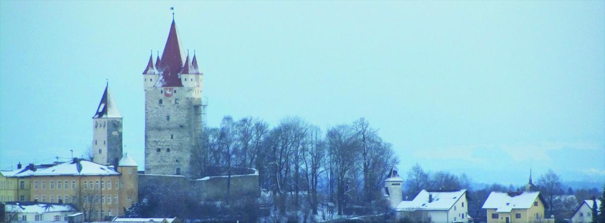 Haag im Winter, Foto: Schöll